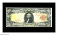 Large Size:Gold Certificates, Fr. 1180 $20 1905 Gold Certificate Fine. The surfaces are soft, and the note has a little color loss as well as three minor ...