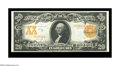 Large Size:Gold Certificates, Fr. 1185 $20 1906 Gold Certificate Gem New. The colors areabsolutely perfect on this bright, well margined 1906 Twenty.Sel...