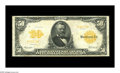 Large Size:Gold Certificates, Fr. 1199 $50 1913 Gold Certificate Very Fine. But for some veryminor staining, this is a handsome example. It has retained ...