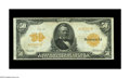 Large Size:Gold Certificates, Fr. 1199 $50 1913 Gold Certificate Very Fine. A well centeredmiddle grade $50 Gold Certificate that still displays rich col...