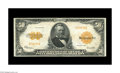 Large Size:Gold Certificates, Fr. 1200a $50 1922 Gold Certificate Very Fine-Extremely Fine. Avery nice, lightly circulated example of this much scarcer s...