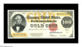 Large Size:Gold Certificates, Fr. 1215 $100 1922 Gold Certificate Superb Gem New. One of the nicest Hundred Dollar Gold Certificates that we have ever lai...