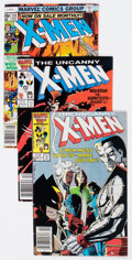 Modern Age (1980-Present):Superhero, X-Men Group of 32 (Marvel, 1978-88) Condition: Average FN....(Total: 32 Comic Books)