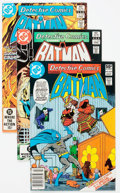 Modern Age (1980-Present):Superhero, Batman Group of 44 (DC, 1994-98) Condition: Average VF/NM....(Total: 44 Comic Books)