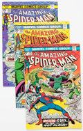 Bronze Age (1970-1979):Superhero, The Amazing Spider-Man Group of 33 (Marvel, 1975-77) Condition: Average FN-.... (Total: 33 Comic Books)