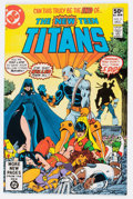Modern Age (1980-Present):Superhero, New Teen Titans #2 (DC, 1980) Condition: VF/NM....