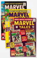 Silver Age (1956-1969):Superhero, Marvel Tales Near-Complete Series Box Lot (Marvel, 1966-94) Condition: Average FN....