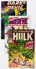 Silver Age (1956-1969):Superhero, Marvel Silver Age Short Box Group (Marvel, 1960s) Condition:Average GD....