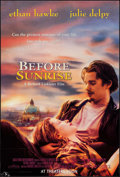 "Movie Posters:Romance, Before Sunrise (Columbia, 1995). One Sheet (27"" X 40"") SS Advance. Romance.. ..."