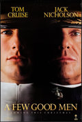 """Movie Posters:Drama, A Few Good Men (Columbia, 1992). One Sheets (2) (27"""" X 41"""") DS Advance & Regular. Drama.. ... (Total: 2 Items)"""