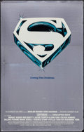 "Movie Posters:Action, Superman the Movie (Warner Brothers, 1978). Mylar One Sheet (27"" X41"") Advance. Action.. ..."