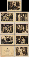 """Movie Posters:Comedy, Let's Get a Divorce (Paramount, 1918). Lobby Card Set of 9 (11"""" X14""""). Comedy.. ... (Total: 9 Items)"""