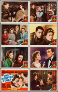"Movie Posters:Drama, The Miniver Story (MGM, 1950). Lobby Card Set of 8 (11"" X 14""). Drama.. ... (Total: 8 Items)"