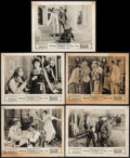 "Movie Posters:Drama, The Liar (Fox, 1918). Lobby Cards (5) (8"" X 10""). Drama.. ... (Total: 5 Items)"