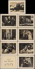 "Movie Posters:Drama, A Doll's House (Artcraft, 1918). Lobby Card Set of 9 (11"" X 14"").Drama.. ... (Total: 9 Items)"