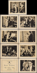 "Movie Posters:Comedy, The Gypsy Trail (Paramount, 1918). Lobby Card Set of 9 (11"" X 14"").Comedy.. ... (Total: 9 Items)"