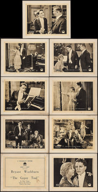 """The Gypsy Trail (Paramount, 1918). Lobby Card Set of 9 (11"""" X 14""""). Comedy. ... (Total: 9 Items)"""