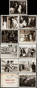 """Movie Posters:Drama, The Hired Man (Paramount, 1918). Title Lobby Card & Lobby Cards (10) (8"""" X 10""""). Drama.. ... (Total: 11 Items)"""