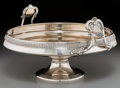 Silver Holloware, American:Compotes, A John Chandler Moore & Son Etruscan Revival Silver Compote forTiffany & Co., New York, circa 1854-1869. Marks: TIFFANY&...