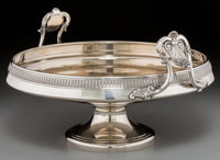 A John Chandler Moore & Son Etruscan Revival Silver Compote for Tiffany & Co., New York, circa 1854-1869...
