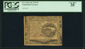 Colonial Notes:Continental Congress Issues, Continental Currency May 10, 1775 $4 PCGS Very Fine 35.. ...