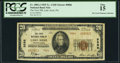 National Bank Notes:Pennsylvania, Lake Ariel, PA - $20 1929 Ty. 2 The First NB Ch. # 9886. ...