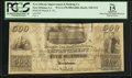 Obsoletes By State:Louisiana, New Orleans, LA - New Orleans Improvement & Banking Co. (Banque des Améliorations) $500 March 6, 1838 G12. ...