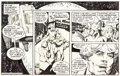 Original Comic Art:Comic Strip Art, Howard Chaykin Star Hawks Daily Comic Strip Original Artdated 2-9-79 (United Feature Syndicate, 1979)....