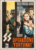"""Movie Posters:Foreign, Fortunate (Incei Film, 1960). Italian 2 - Fogli (39.25"""" X 53.75""""). Foreign.. ..."""