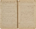 Militaria:Ephemera, Journal of the 77th Regiment Pennsylvania Volunteer Infantry Recorded by William A. Robinson. ...
