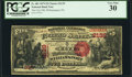 National Bank Notes:Pennsylvania, Williamsport, PA - $5 1875 Fr. 401 The City NB Ch. # 2139. ...