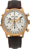 Timepieces:Wristwatch, Wakmann Ref. 71.1311.21 Three Register Chronograph With Calendar,circa 1960's. ...