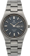 Timepieces:Wristwatch, Omega Automatic Seamaster Cosmic 2000. ...