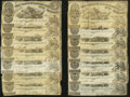 Obsoletes By State:Louisiana, Shreveport, LA- State of Louisiana $5 (25) Mar. 10, 1863 Cr. 14. ... (Total: 25 notes)