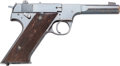 Handguns:Semiautomatic Pistol, High Standard Model H-D Military Semi-Automatic Pistol....