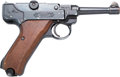 Handguns:Semiautomatic Pistol, Stoeger Arms Luger Semi-Automatic Pistol....