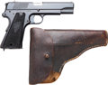 Handguns:Semiautomatic Pistol, Polish F.B. Radom Model 35 Semi-Automatic Pistol.... (Total: 2 Items)