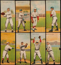 Baseball Cards:Lots, 1911 T201 Mecca Double Folders Baseball Card Collection (39). ...