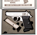 Handguns:Semiautomatic Pistol, Cased Walther Model PPK Semi-Automatic Pistol.... (Total: 2 Items)