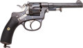 Handguns:Double Action Revolver, Belgian Nagant Double Action Revolver....