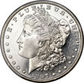 Morgan Dollars, 1897-S $1 MS66 Prooflike PCGS. CAC....