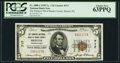 National Bank Notes:Pennsylvania, Bristol, PA - $5 1929 Ty. 1 The Farmers NB of Bucks County Ch. #717. ...
