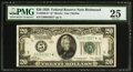 Small Size:Federal Reserve Notes, Fr. 2050-E* $20 1928 Federal Reserve Note. PMG Very Fine 25.. ...
