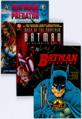 Modern Age (1980-Present):Superhero, Batman-Related Box Lot (DC, 1990s) Condition: Average NM-....