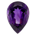 Estate Jewelry:Unmounted Gemstones, Unmounted Amethyst . ...