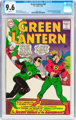 Green Lantern #40 (DC, 1965) CGC NM+ 9.6 White pages