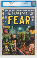Golden Age (1938-1955):Horror, Haunt of Fear #12 Gaines File Pedigree 10/12 (EC, 1952) CGC NM 9.4Off-white pages....