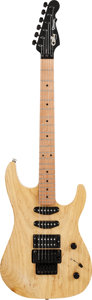 Musical Instruments:Electric Guitars, Circa 1990s G & L Climax Natural Solid Body Electric Guitar,Serial #G032236....
