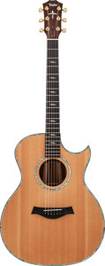 Musical Instruments:Acoustic Guitars, 1995 Taylor GA-KS Limited Edition Natural Acoustic Guitar, Serial #950808127.. ...