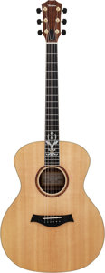 Musical Instruments:Acoustic Guitars, 1999 Taylor Limited Edition XXV-GA 25th Anniversary Model NaturalAcoustic Guitar, Serial #991208068....
